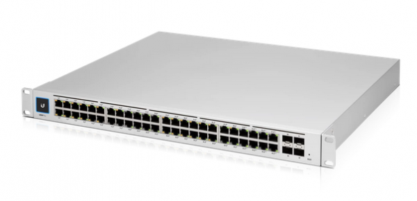 Ubiquiti UniFi Switch Gen2 / 48 Port / 600W / PoE++ / 4 SFP+