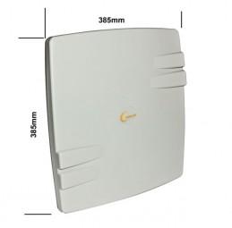 ALLNET Antenne 5, 8 GHz Flat Patch MIMO 3T3R 15dbi N-Type