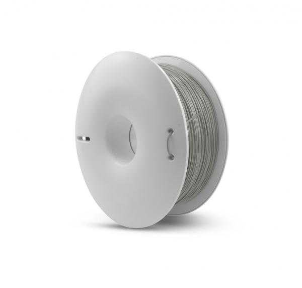 Fiberlogy 3D Filament HD PLA grau 1,75 mm