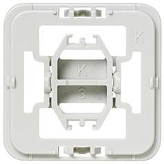 HomeMatic 3er Set Installationsadapter für Kopp-Schalter