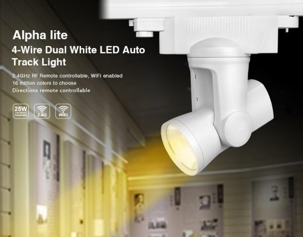 Synergy 21 LED Tracklight 25W Dual-W *Milight/Miboxer*