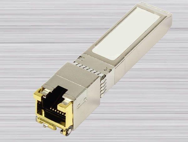 GBIC-Mini, SFP+, 10GB, TP(RJ45), 10GBASE-T, kompatible für Intel, Intel-Code,