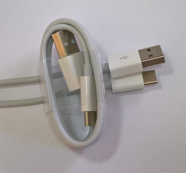 Synergy 21 USB Kabel USB-A auf USB-C USB3.0 weiß