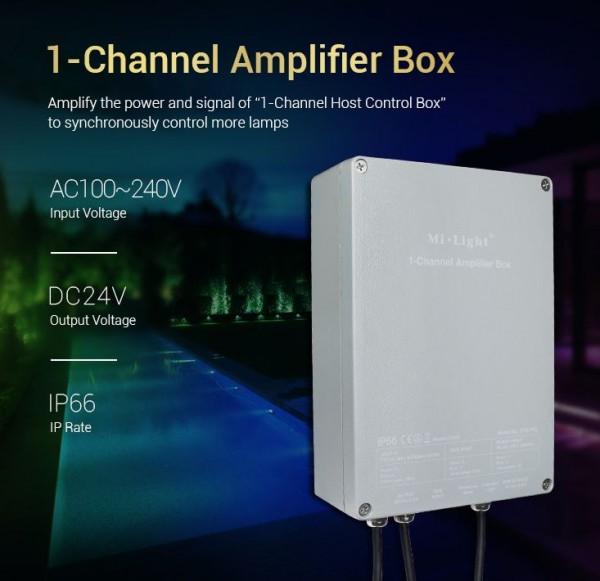 Synergy 21 LED Subordinate Controller 1-Channel Amplifier Box IP66 *Milight/Miboxer*