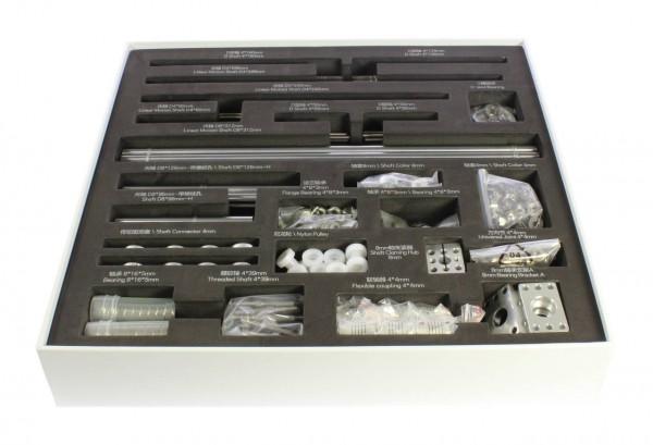 Makeblock MakerSpace Kits Shaft Type Drive Parts (Karton 05)