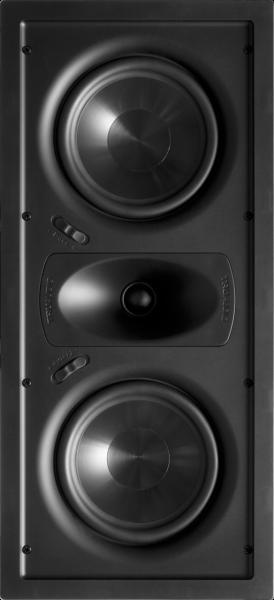 Soundvision TruAudio Ghost HT Serie 2-Wege Einbau-Heimkino Lautsprecher / GHT-66G