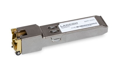LANCOM Switch, zbh.Modul, GBIC-Mini, TP/RJ45, SFP-CO1