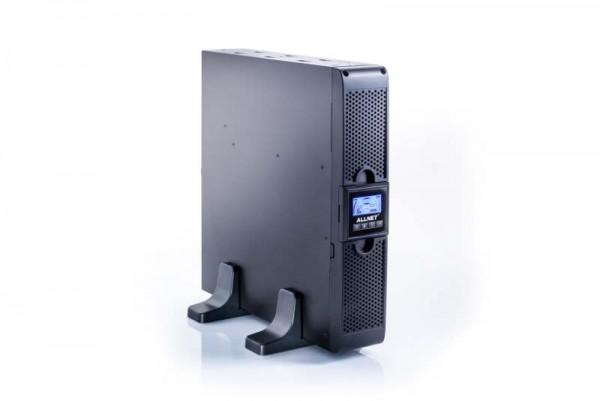 "ALLNET USV 1500VA Line-Interactive, USB/RS232, LCD-Display, 19""/Tower,"