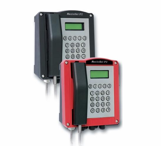 FHF Wetterfestes Telefon ResistTel IP 2