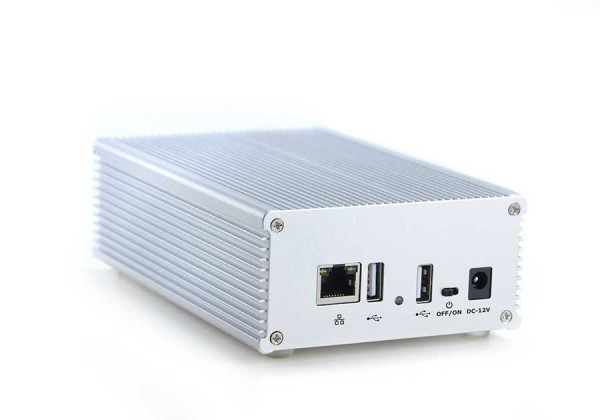 FriendlyELEC NanoPi Neo zbh. 1-bay NAS Kit v1.2
