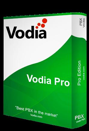 Vodia PBX Pro Per 8 Calls