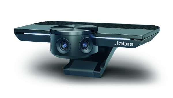 Jabra PanaCast MS Global, Webcam 4K, 180°