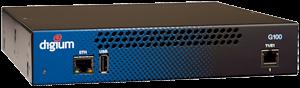 Digium VoIP Gateway G100 T1/E1/PRI Europe