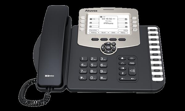 Akuvox Desktop IP Phone SP-R59 PoE