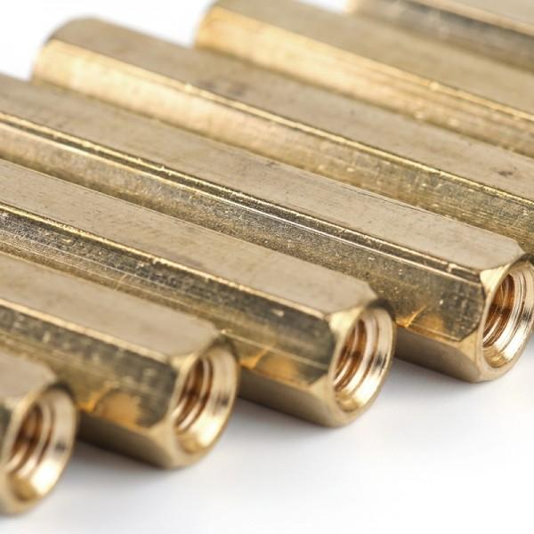 Makeblock-Brass Stud M4*32 (8-Pack)
