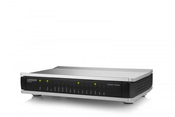 LANCOM 1793VAW (EU), VPN-Router WLan, VDSL2/ADSL2+, Supervectoring, Annex A/B/J/M