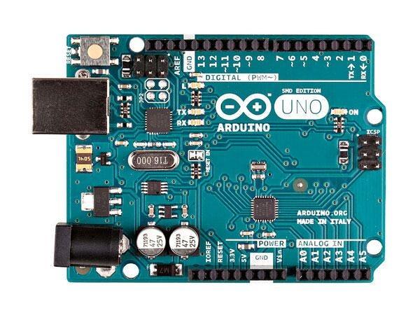Arduino® Uno SMD Rev3