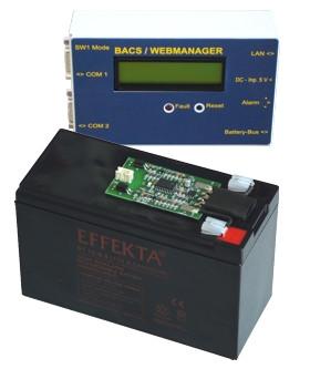 "Effekta zbh.Batterie-Management-System (BACS)f.MHD3000-10, 1"""