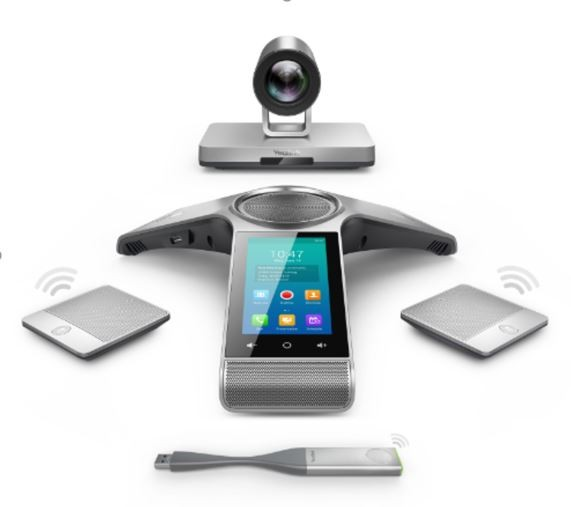 Yealink Video Conferencing - System VC800 Phone WP