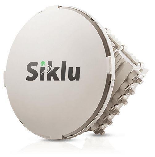 SIKLU 80 GHz Link Set 2x Siklu EtherHaul-2500-FX ODU mit 43 dBi Antenne
