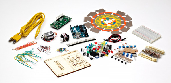 Arduino starter kit english und