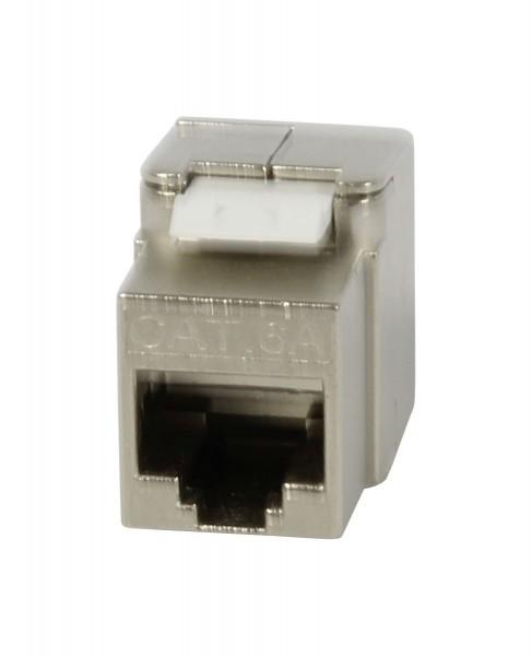 Keystone, Modul, TP-Buchse(RJ45), CAT6A, 500MHz; Short, Synergy 21,