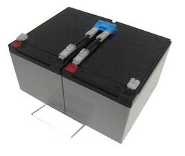 Akku OEM RBC6-MM, f.BP1000, SU1000/1000RM, SUVS1000, SUA1000I, SMT1000I, SMC1500I,, Akkus mit Kabel,