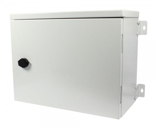 ALLNET DIN-RAIL Wandgehäuse, T223mm, Lichtgrau, IP55, SO-DIN-Serie,