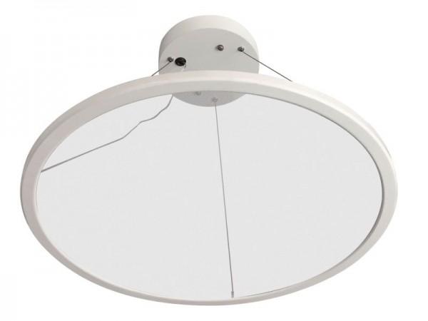 Synergy 21 LED light panel R600 warmweiß rund transparent