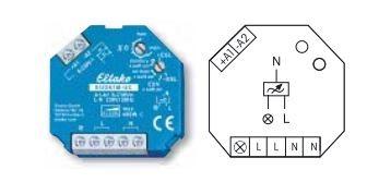 Eltako EUD61M-UC Multifunktions-Universal-Dimmschalter