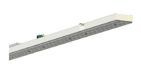 Synergy 21 LED RailLine LED trunk system 07 LED Modul 1437mm nw 90°