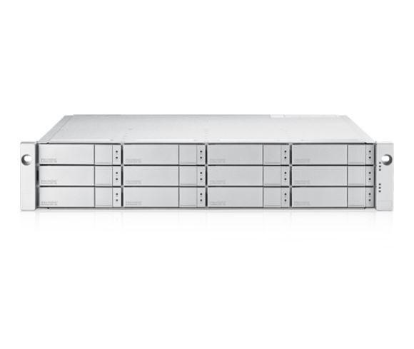 Promise VTrack D5300xD 72TB (12x6TB) 4x10GSFP+