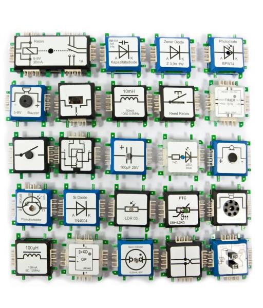 ALLNET Brick'R'knowledge Advanced Set