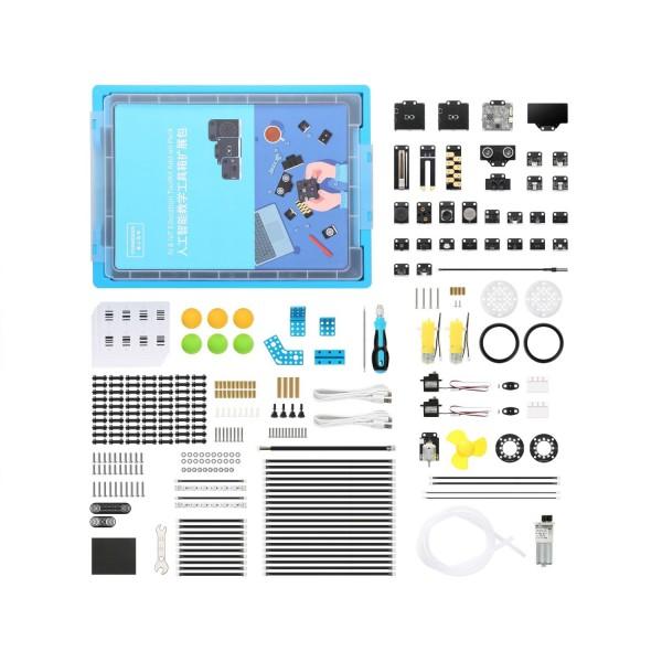 """Makeblock MINT HaloCode Erweiterung """"Bildungsbox"""" / mBuild Add-on Pack """"AIoT Education Toolbox"""""""