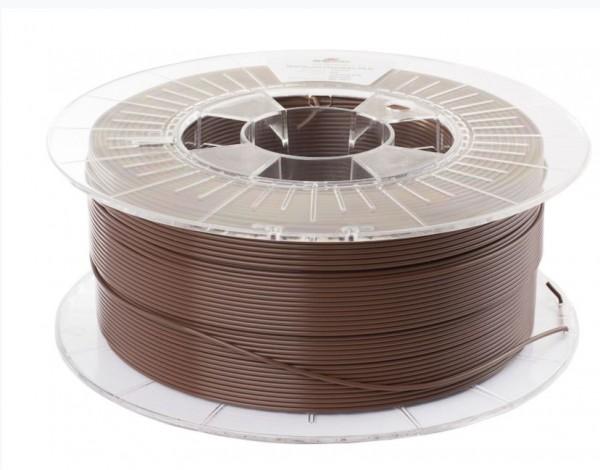 Spectrum 3D Filament PLA 1.75mm CHOCOLATE braun 1kg