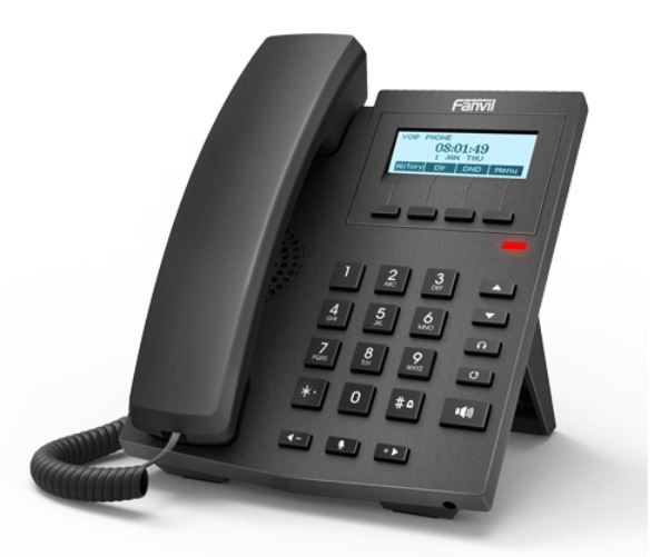 Fanvil SIP-Phone X1P entry-level IP-Phone *POE*