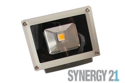Synergy 21 LED Spot Outdoor Baustrahler 10W graues Gehäuse - neutralweiß V2