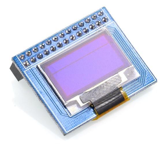 banana pi zbh. LCD OLED Display 128x64 Pixel