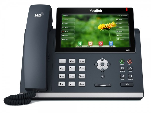 Yealink SIP T4 (S) Series T48(S) PoE High End Business
