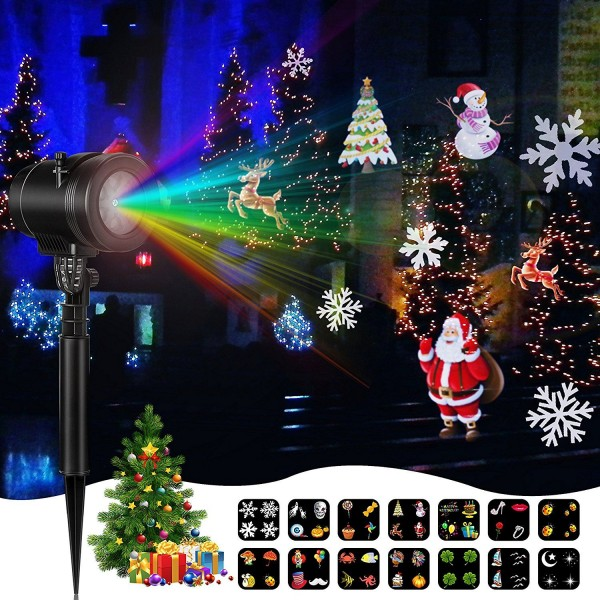 Synergy 21 LED Party Projektor