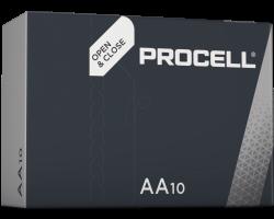 Batterien Mignon AA 1,5V *Duracell* Procell - 10er Pack