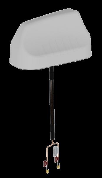 Poynting GSM-Antenne KFZ 6dbi 4G 30cm Kabel MIMO MIMO-3-02