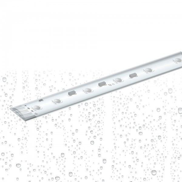BILTONRGB 300 LED strip 24VDC 14,4W/m IP54 RGB 5m