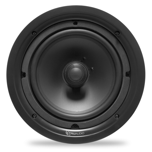 Soundvision TruAudio Phantom Serie 2-Wege Einmaulautsprecher für Wand und Deckenmontage / PP-8