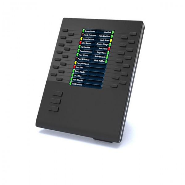 Mitel SIP M685 LCD Tastenmodul