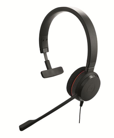 Jabra Evolve 20 Headset Mono USB MS