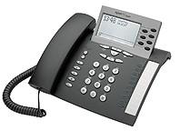 tiptel 85 Systemtelefon anthrazit UP0