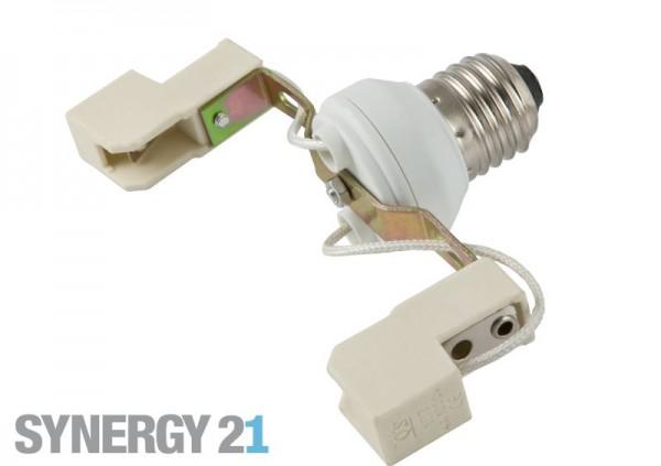 Synergy 21 LED Adapter für LED-Leuchtmittel E27->R7s