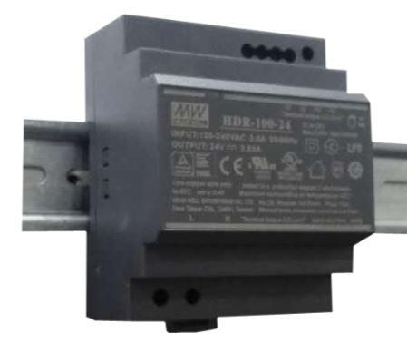 Mean Well Netzteil - 12V 150W Hutschiene