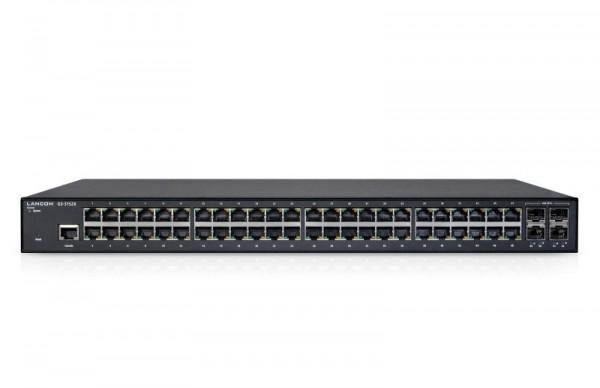LANCOM Switch, 1000Mbit, 48xTP+4xSFP/SFP+-Slot, GS-3152X,